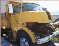 1957 Dodge Series 700 COE Cab-Over-Engine Dump Truck For Sale right front view