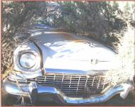 1957 Studebaker Commander Provincial 4 Door Station Wagon For Sale right front view