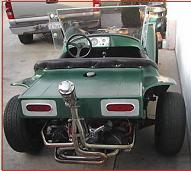 1958 Berry Mini T VW-based Custom Dune Buggy For Sale rear view