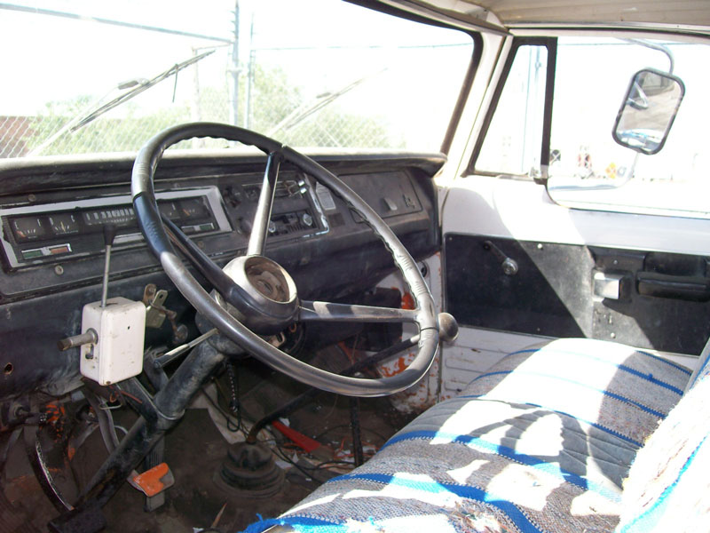 1968 Dodge W300 Series 1 Ton 4X4 Power Wagon Snow Plow Truck For Sale