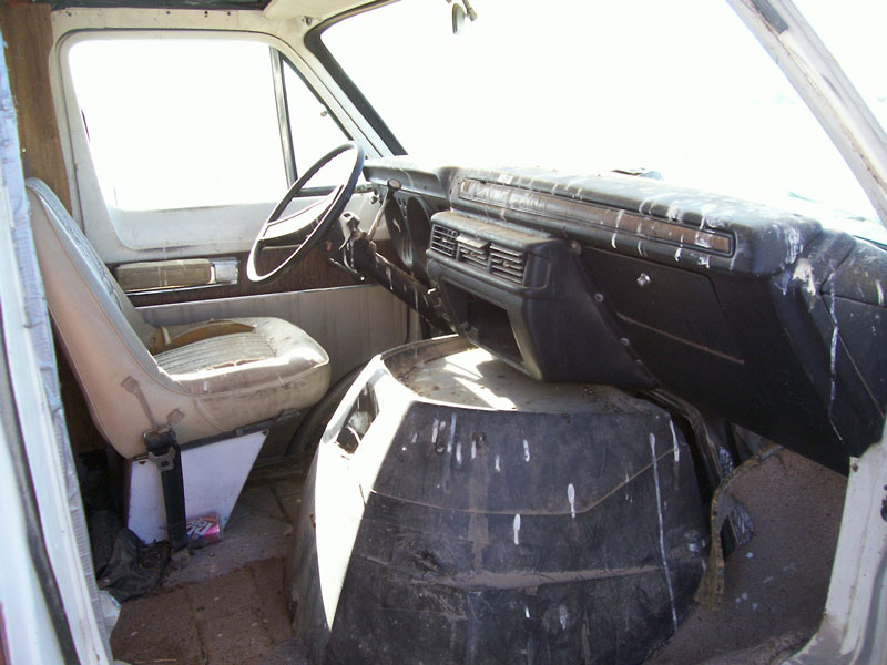 Sportsman Seat Covers >> 1976 Dodge Chinook Sportsman RV For Sale