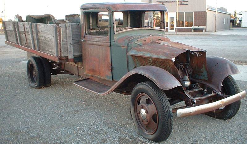 1934 Ford Model Bb 1 To 1 2 Ton Stake Bed Truck For Sale