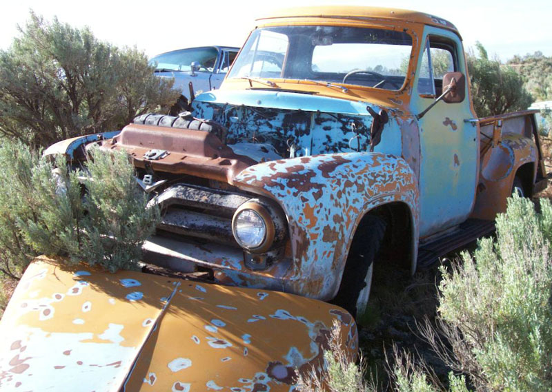 1956 Ford Truck Projects For Sale | Autos Post
