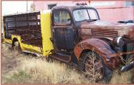 1940 Ford 1 1/2 Ton Beverage Truck For Sale right front view