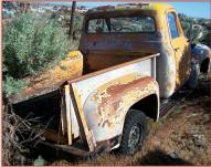 1955 Ford F-1 1/2 Ton Pickup Truck For Sale right rear view