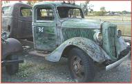 1936 Ford Model 51 One Ton Truck No Bed right side view