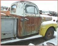 1948 Ford F-2 3/4 Ton Pickup Truck For Sale right rear side view