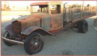 1934 Ford Model BB 1 To 1/2 Ton Stake Bed Truck For Sale left front view