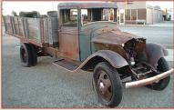 1934 Ford Model BB 1 To 1/2 Ton Stake Bed Truck For Sale right front view