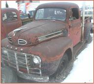 1949 Ford F-2 3/4 Ton Pickup Truck For Sale left front view