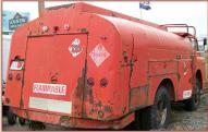 1965 Ford Model C-600 COE Cab-Over-Engine Tilt-Cab Bulk Fuels 5 Window Truck For Sale $3,500 right rear view