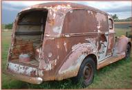 1940 Ford Series 01Y One Ton Panel Truck For Sale right rear view