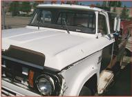 1968 Dodge W300 Series 1 Ton 4X4 Power Wagon Snow Plow Truck For Sale left front view