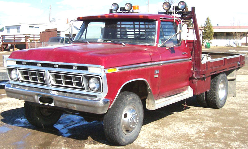 1976 Ford F-250 4x4