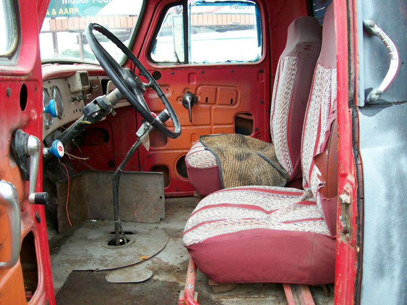 1953 Ihc International R 160 2 Ton Dump Truck For Sale