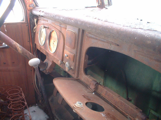 1937 Reo Speedwagon 1 1/2 Ton Flatbed Truck For Sale