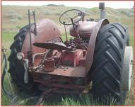 1952 IHC International McCormick-Deering WD-9 Farm Tractor For Sale right rear view