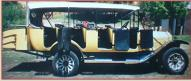 1925 White Model 15-45 Yellowstone Park 12 Passenger Convertible Tour Bus For Sale right side view