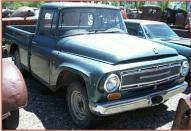 1967 IHC International Model 1100B 1/2 Ton Pickup Truck For Sale right front view