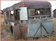 1930 White Model 60 One Ton Truck RV Motor Home For Sale left rear view