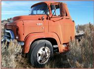 1956 GMC 350 LCF Low-Cab-Forward Tractor Truck For Sale $4,000 left front side view