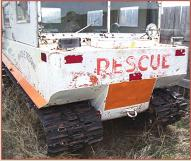1945 WWII Studebaker Weasel Model M29 Track Carrier For Sale right front view