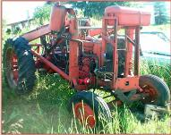1939 IHC International Farmall Model M Reversed Tractor Loader For Sale left rear view