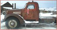1948 IHC International KB-8 Semi Tractor For Sale $3,000 left side view