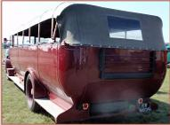 1926 Leyland Lioness Chara-Banc Single Deck Right Drive Commercial Convertible Coach For Sale left rear view