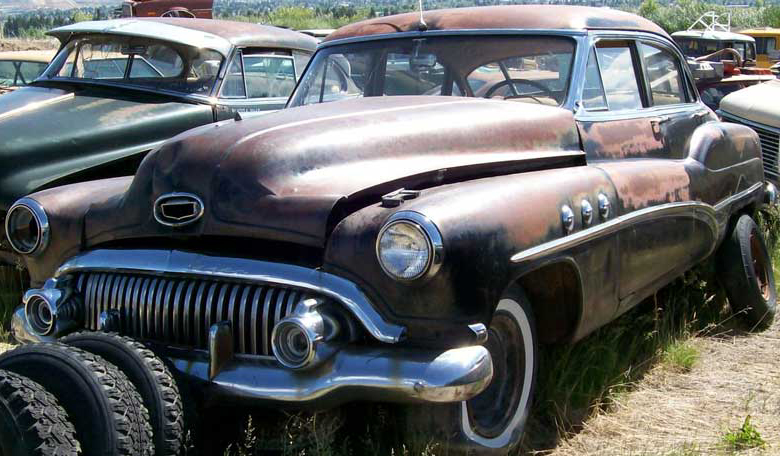 Buick Super Door Sedan For Sale