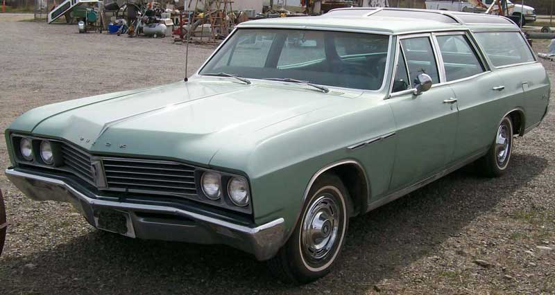 1967 buick skylark sportwagon 9 passenger glass top station wagon for sale. Black Bedroom Furniture Sets. Home Design Ideas