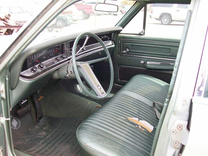 1967 Buick Skylark Sportwagon 9 Passenger Glass Top