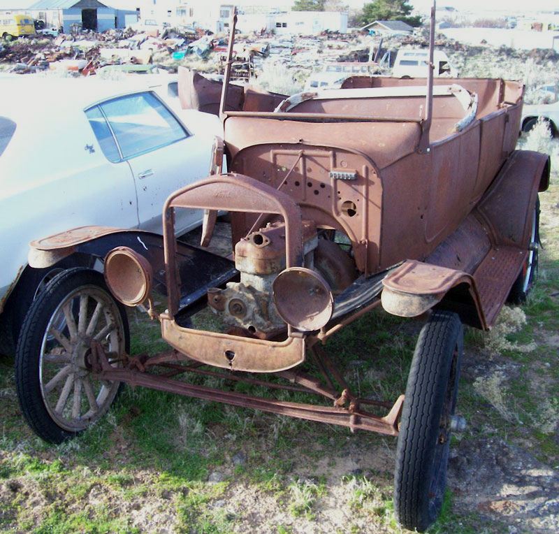 ANTIQUE CAR PROJECT SALE