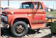 1962 GMC Series 4000 2 Ton Truck For Sale $3,500 left front side view