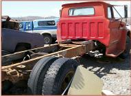 1962 GMC Series 4000 2 Ton Truck For Sale $3,500 right rear view