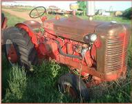 1950 IHC International McCormick-Deering Super W-6 Farm Tractor For Sale $3,500 left front view