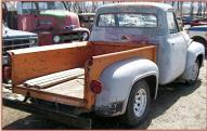 1954 Ford F-100 1/2 Ton Pickup Truck 302 V-8 For Sale $2,500 right rear view