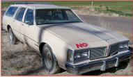 1979 Oldsmobile Custom Cruiser 4 Door 6 Passenger Station Wagon For Sale $3,000 right front view
