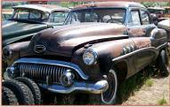 1951 Buick Super 4 Door Sedan For Sale $2,800 left front view