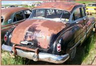 1951 Buick Super 4 Door Sedan For Sale $2,800 right rear view