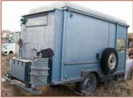 1941 Ford Series 1GD 3/4 Ton Express Box Truck Camper Van Conversion For Sale $4,500 right rear view