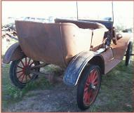 1925 Ford Model T 4 Passenger Touring Car For Sale $3,500 right rear view
