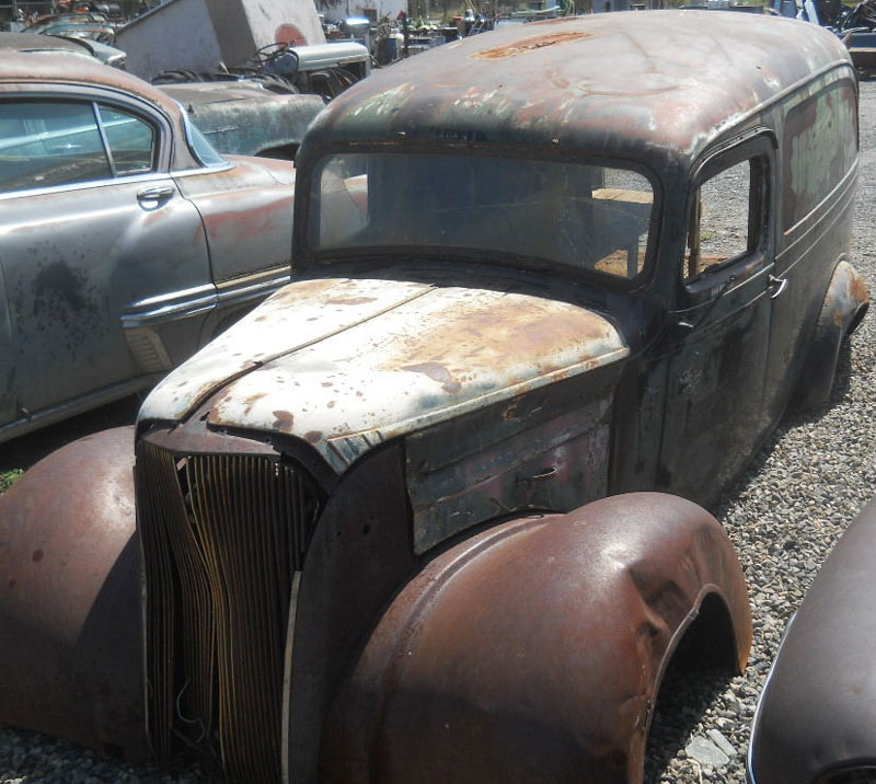 1937 Chevy Truck for Sale