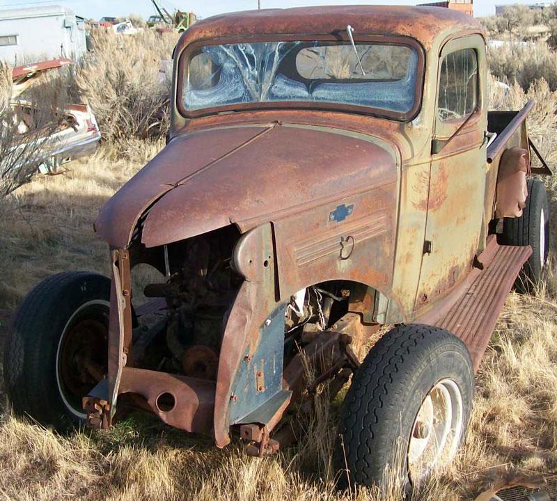 Restored, Original and Restorable Chevrolet Trucks For Sale