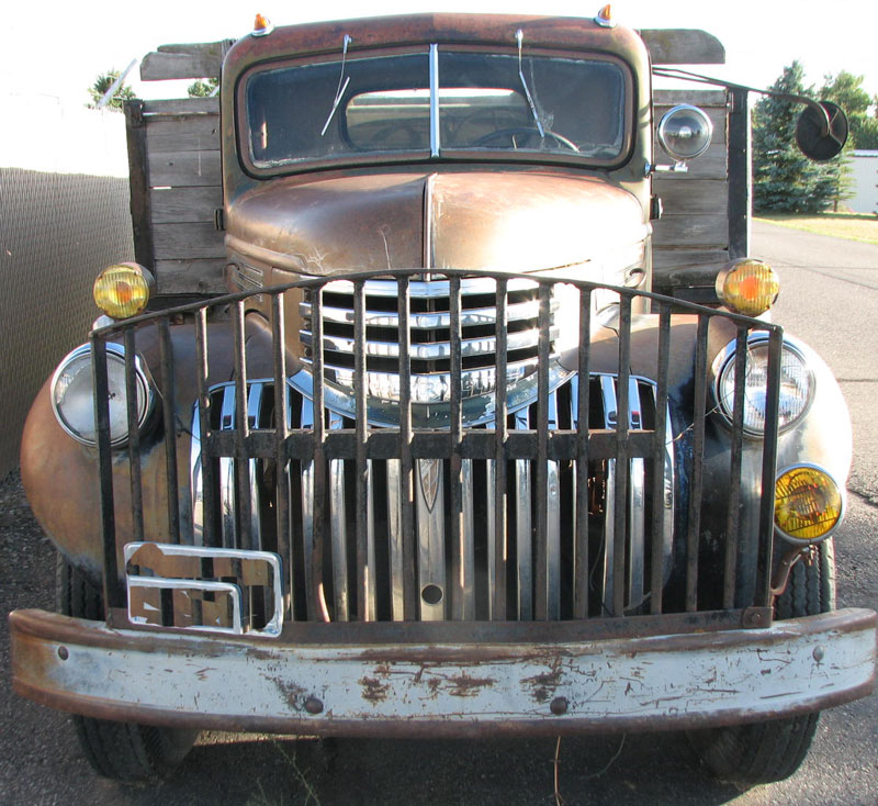 1946 Chevy Pickup for Sale