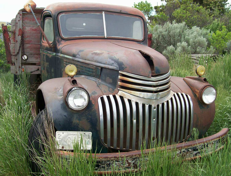 Restored, Original and Restorable Chevrolet Trucks For Sale 1946-55
