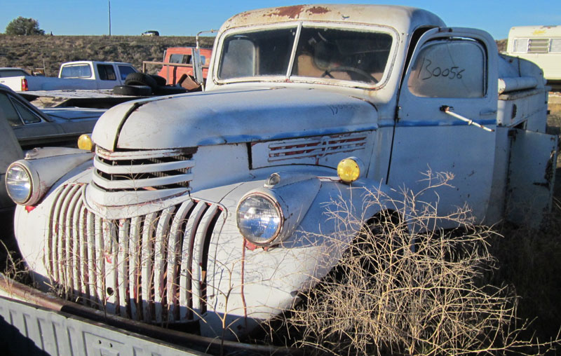 90 1950 Chevy 1 Ton Flatbed Truck For Sale