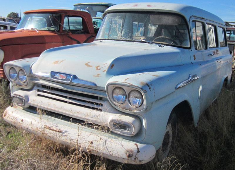 1957 Gmc Truck For Sale Craigslist >> Restored, Original and Restorable Chevrolet Trucks For Sale 1956-97