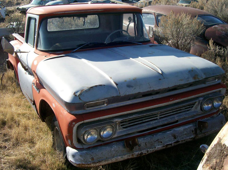 Restored Original And Restorable Chevrolet Trucks For Sale 1956 97