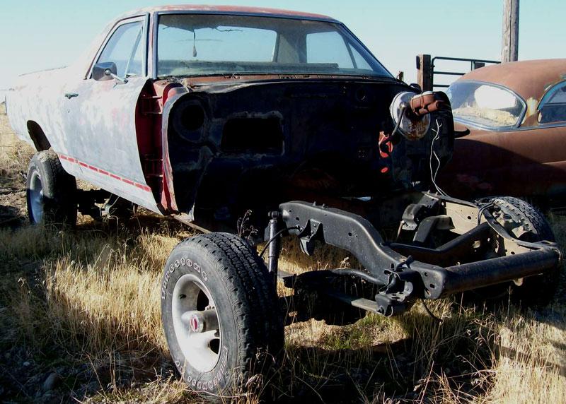 Chev Elcam X High on Chevy 3800 Series 2